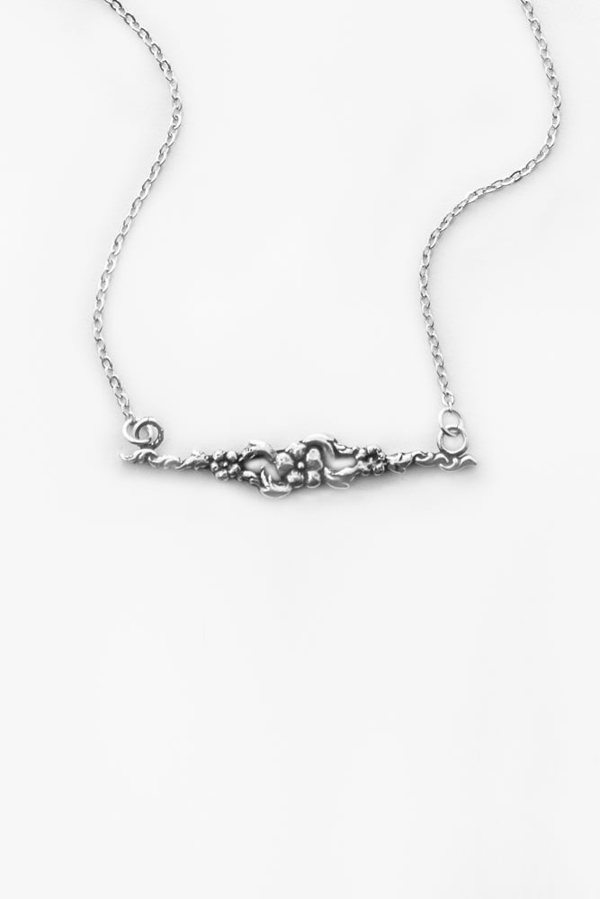 Chloe Bar Necklace