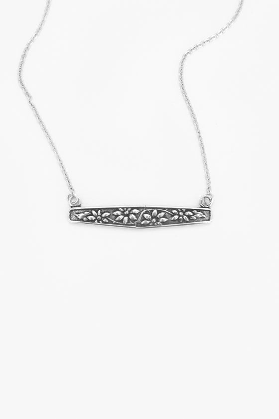 Faith Bar Necklace
