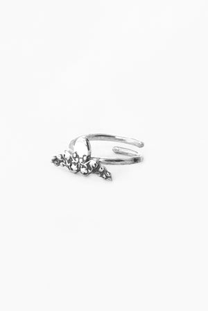 Octopus Sterling Ring - Silver Spoon Jewelry