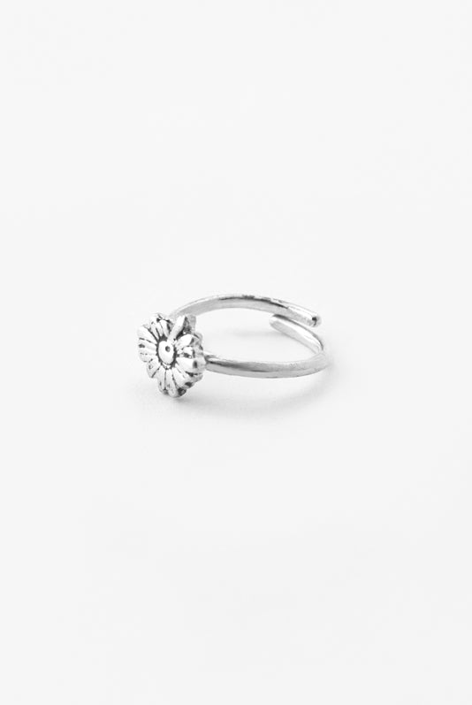 Daisy Sterling Ring