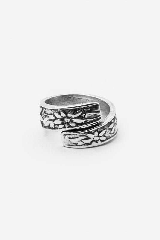 Faith Spoon Ring