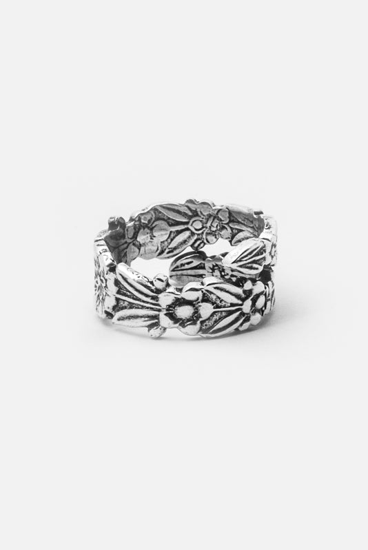 Kate Spoon Ring - Silver Spoon Jewelry