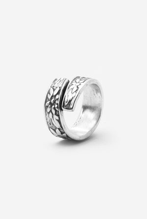 Faith Spoon Ring - Silver Spoon Jewelry