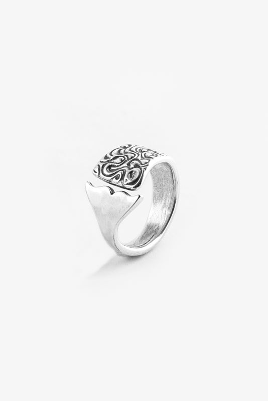 Ariel Mermaid Ring - Silver Spoon Jewelry