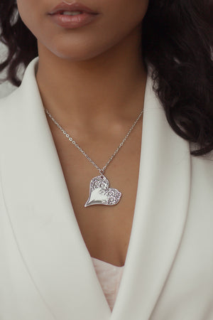 Florentine Heart Necklace