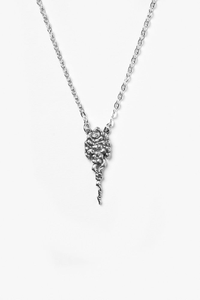 Iris Necklace - Silver Spoon Jewelry