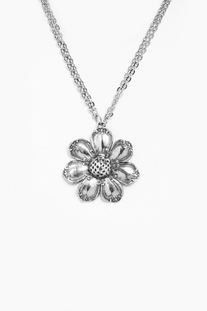 Madeline Necklace - Silver Spoon Jewelry