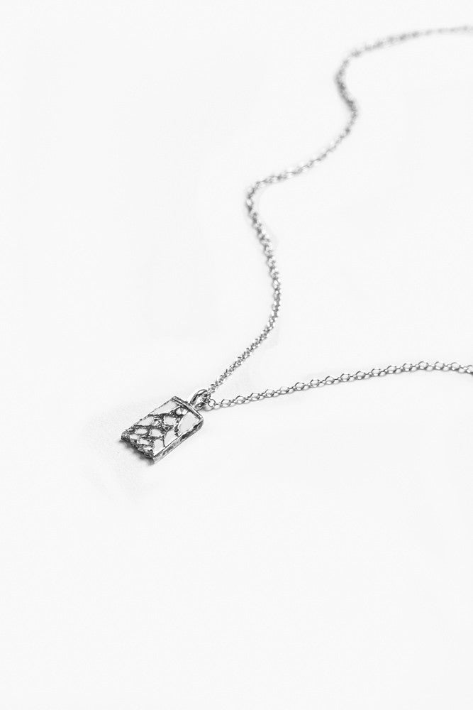 Katerina Sterling Necklace