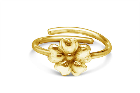 Vermeil Molly Sterling Ring