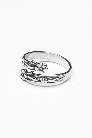 Ada Ring - Silver Spoon Jewelry