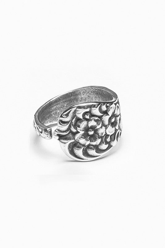 Charlotte Spoon Ring