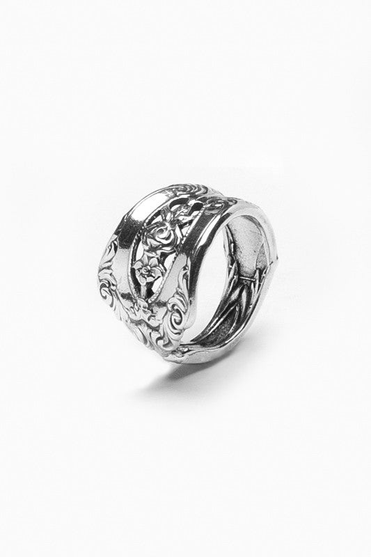 Empire Spoon Ring