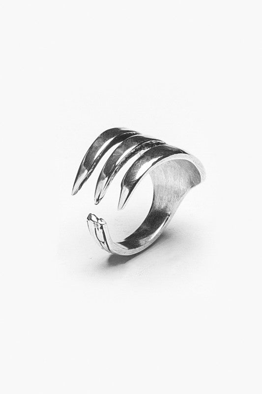 Fork Spoon Ring - Silver Spoon Jewelry