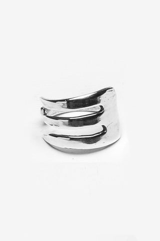 Fork Spoon Ring