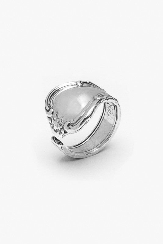 Madeline Spoon Ring