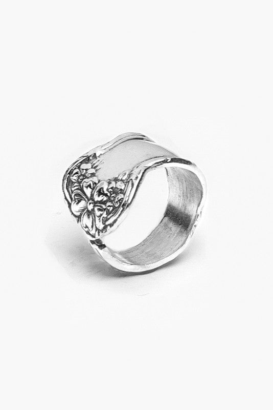 Molly Ring - Silver Spoon Jewelry