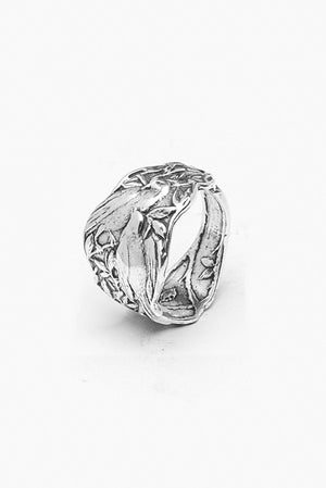 Patricia Spoon Ring - Silver Spoon Jewelry