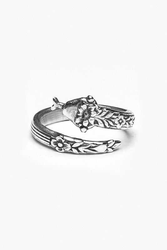 Snake Ring - Silver Spoon Jewelry