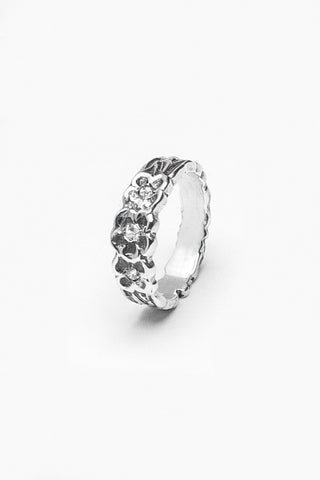 Delia Gemtone Band Ring