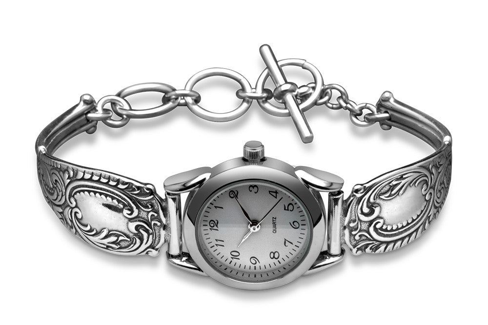 Lady Grace Watch - Silver Spoon Jewelry