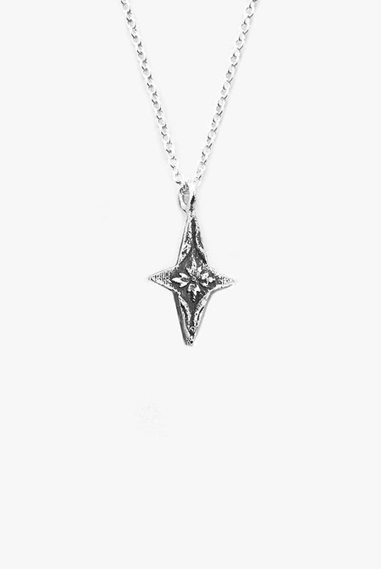 Star Sterling Necklace