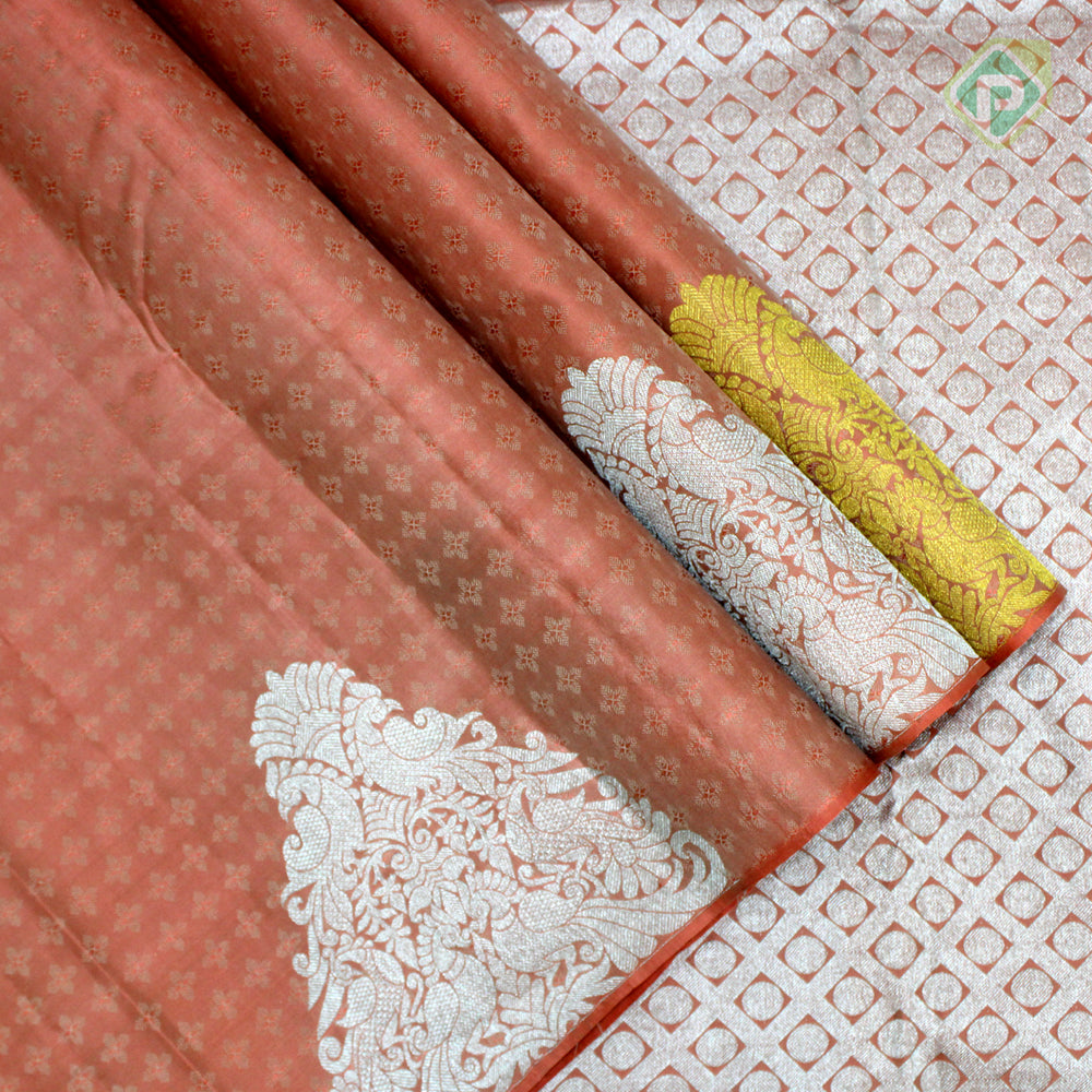 Breck Pink Colour Gift Silk Saree