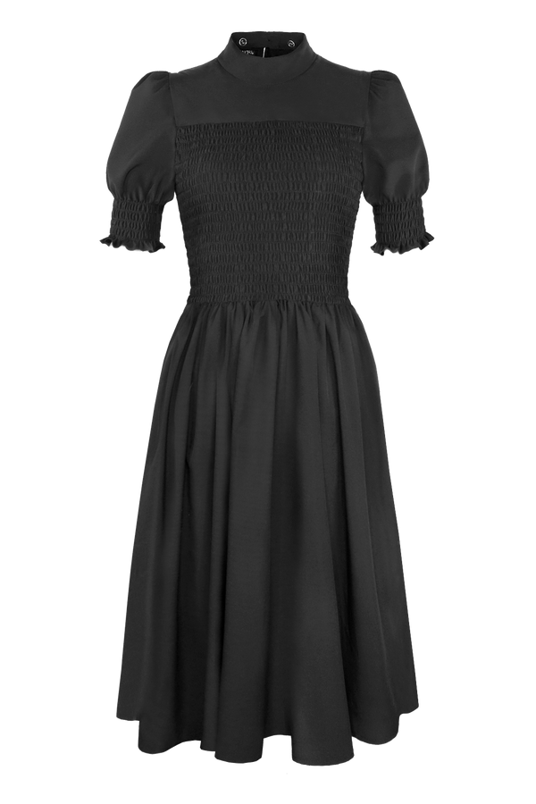 EDITH SHIRRED DRESS [Cult Collection] [Pre-Sale]