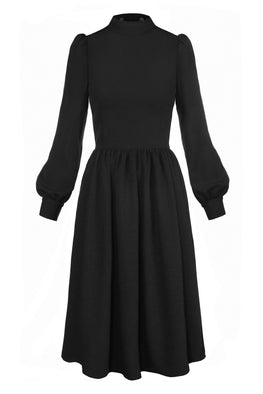 [PRE-ORDER] NOSFERATU DRESS LONG [DETACH COLLAR | CULT]