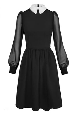NOSFERATU DRESS MED [DETACH COLLAR | CULT]