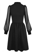 NOSFERATU DRESS MEDIUM LENGTH [DETACH COLLAR | CULT]
