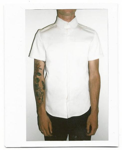ROMEO COLLAR BUTTON UP