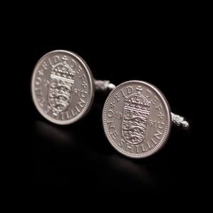 One Shilling Cufflinks