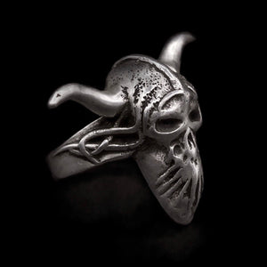 Demon Scull Ring