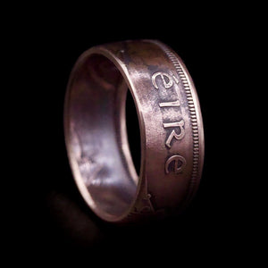 Irish Penny Ring