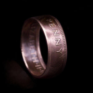 Old One Penny Ring
