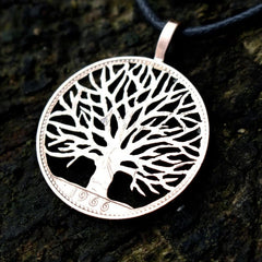 Thornhills Tree of Life - Coin Pendant