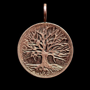 Hand Engraved Thornhill's Tree of Life