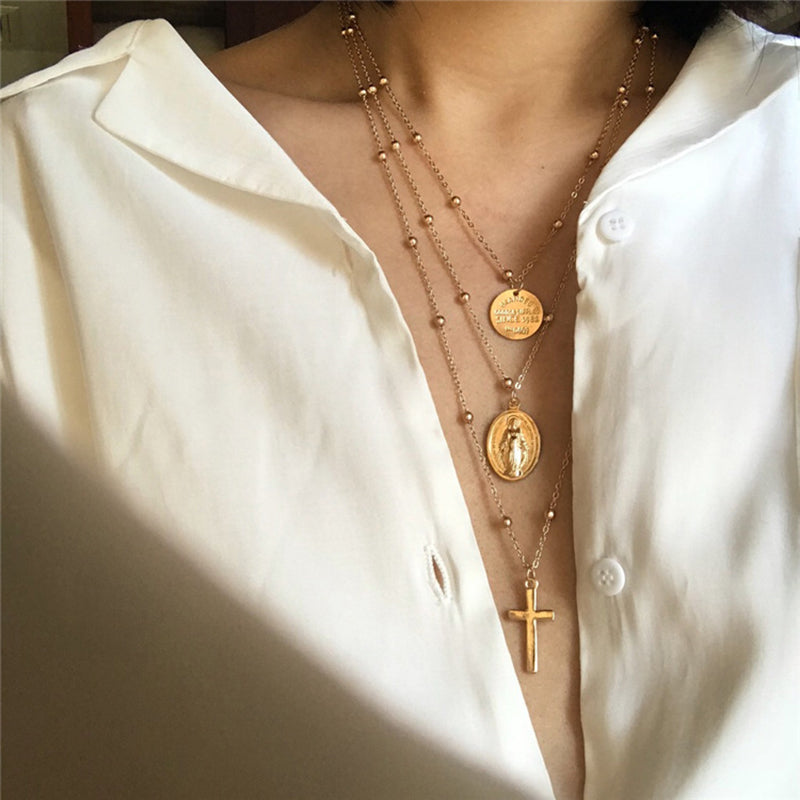 Tania Layered Necklace