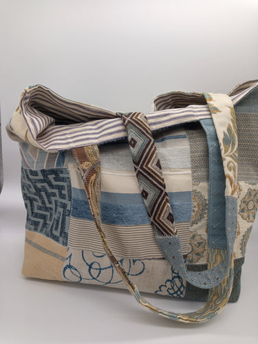 Premium Patchwork Tote Bag