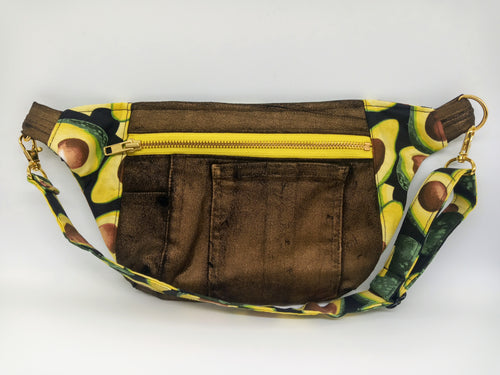Upcycled Fanny Pack