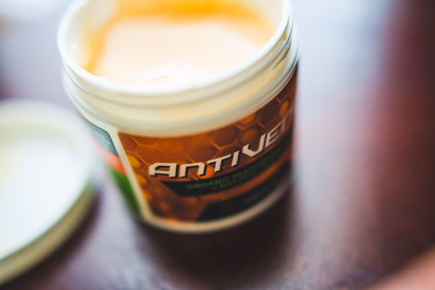 AntiVenom is The Strongest  Anti-Inflammatory,  Antioxidant Topical Plant-Based Workout Gel