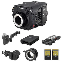Panasonic Varicam LT ProEx Package 512 Cards Instant Savings: $6,505.00