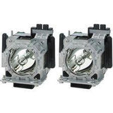 Panasonic 380 W UHM lamp for PT-DZ13K Series Projector (Twin Pack) ETLAD310AW