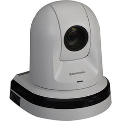 Panasonic AW-HE40HW Indoor PTZ Camera with HDMI Output, 640x480, 30fps, H.264, Motion JPEG, PoE, 30x Optical Zoom Lens, White