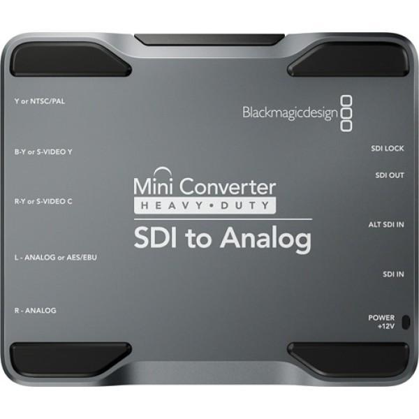 Blackmagic Design CONVMH/DUTYASA Mini Converter H/Duty '? SDI to Analog