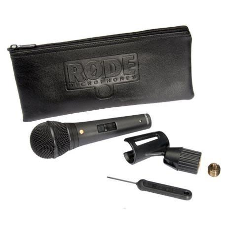 RODE Microphones M1-S Live Performance Dynamic Microphone w/Lockable Switch