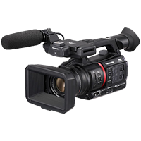 Pro Camcorders