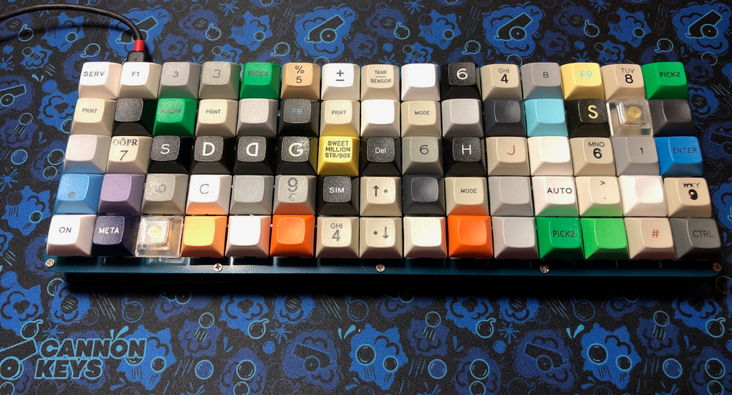 Ortho75 Keyboard Kit
