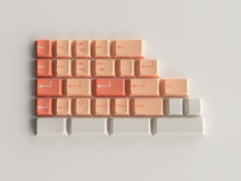 Load image into Gallery viewer, GMK Peaches n Cream Extras