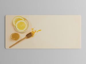 Honey Deskmat Extras
